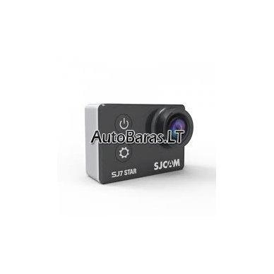 SJCAM SJ7 Star + dovana belaidis laikrodis kameros valdymui