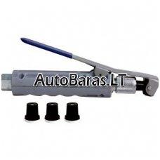 Smėliapūtės pistoletas ir antgaliukai (2.0mm ; 2.5mm ; 3.0mm ; 3.5mm)