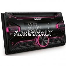 SONY CD/USB/AUX/BT SOITIN 2-DIN WX-920BT automagnetola / radijas 2 DIN