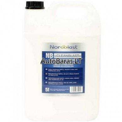 Soda (natrio bikarbonatas) 5kg - NORDBLAST sodos purkštuvui