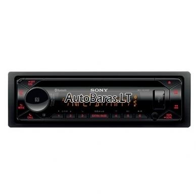 SONY CD/USB/AUX-IN/BT SOI TIN MEXN5200BT automagnetola / radijas