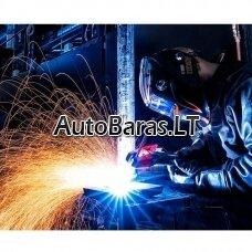 Suvirinimo / virinimo darbai / litavimo paslauga - aliuminis - nerūdijantis plienas - plienas - kitas spalvotas metalas