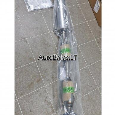 TOYOTA PRIUS 2 GEN 1.5 57kw katalizatorius su visu duslintuvu, sertifikatas ir žymėjimas E9-103R 3