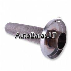 Universalus sailenceris/slopintuvas išmetimo bakeliams slopinti garsą (90;100;115mm diametro bakeliams)
