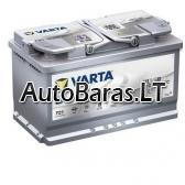VARTA Silver START-STOP PLUS (AGM) F21 80Ah 800A akumuliatorius