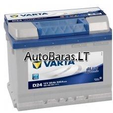 VARTA Blue 60Ah 540A akumuliatorius