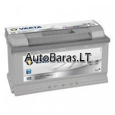 VARTA Silver 100Ah 830A akumuliatorius