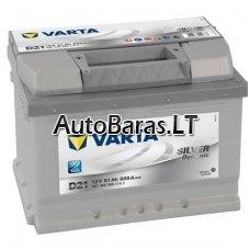 VARTA Silver 61Ah 600A akumuliatorius