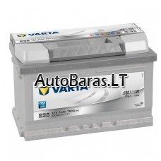 VARTA Silver 74Ah 750A akumuliatorius