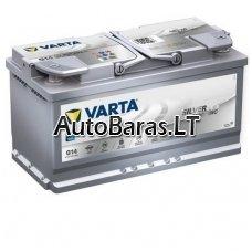VARTA Silver START-STOP PLUS (AGM) G14 95Ah 850A akumuliatorius