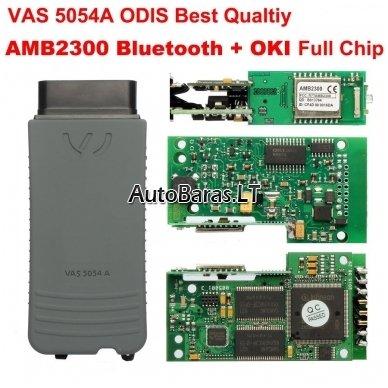 VAS 5054A AMB2300 Bluetooth OKI chip - profesionalus programatorius