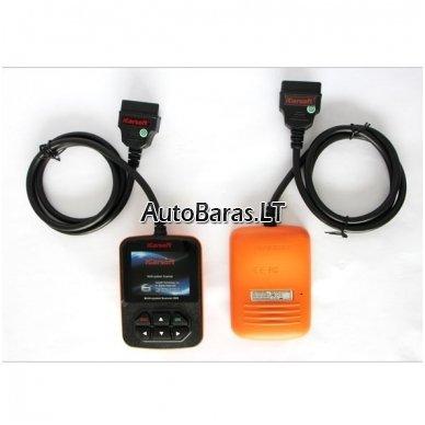 VW / AUDI / SKODA / SEAT iCarsoft i908 diagnostikos įtaisas 4