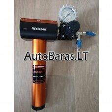 "WALMEC / WALCOM Profesionalus oro paruošimo mazgas - sausintuvas 1/2"" - 1/4"" - kondensato filtras"