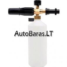 XL TOOLS Aukšto slėgio purkštuvas universalus chemijai / šampūnui