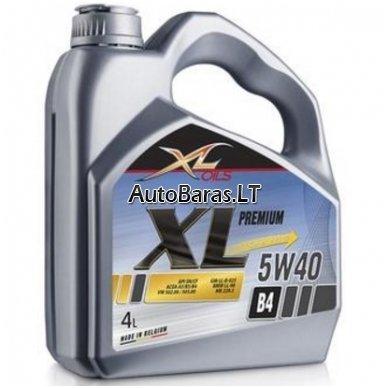 XL oils belgiškas tepalas / alyva - 5w40 3