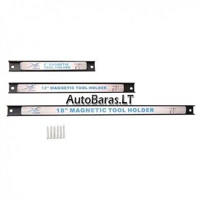 XL Tools magnetinių laikiklių rinkinys įrankiams sandeliuoti 3vnt