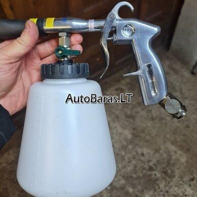 XL TOOLS TORNADO Plovimo pistoletas su plastikiniu bakeliu (POPULIARIAUSIAS) 3