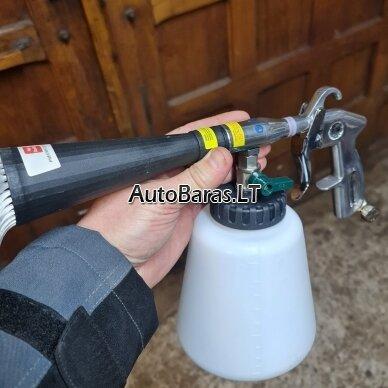 XL TOOLS TORNADO Plovimo pistoletas su plastikiniu bakeliu (POPULIARIAUSIAS) 2