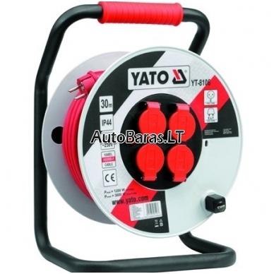 YATO Prailgintuvas su rite 30m 3G2.5mm² 230V