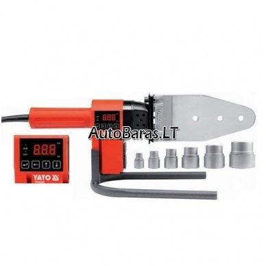 YATO Suvirinimo aparatas termoplasto vamzdžiams (PVC)